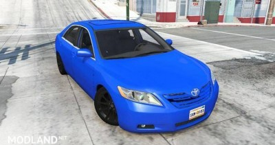 Toyota Camry (XV 40) [0.11.0] - Direct Download image